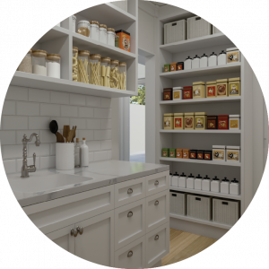Butlers Pantry Renovations